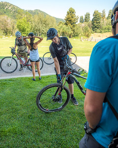 Learn to Mountain Bike Program