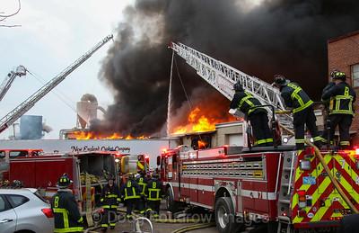 Boston, MA - 9th Alarm, 1141 Bennington Street, 3-15-19