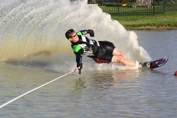 Slalom Pics from Lakes of Katy