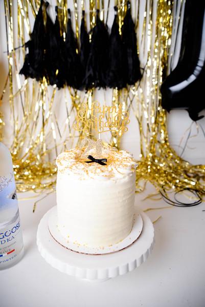Lauren 21st Birthday Cake Smash