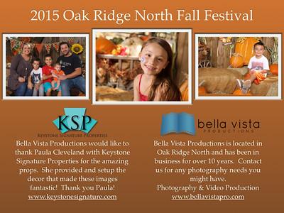 2015 ORN Fall Festival