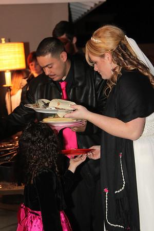 Tiffany & Carlos Wedding