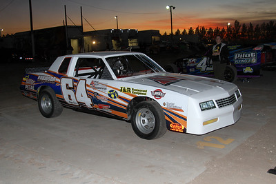 Southern NM Speedway - 11/03/2011