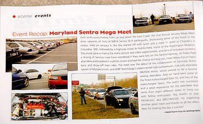 Nissan Sport Magazine - Spring 2008