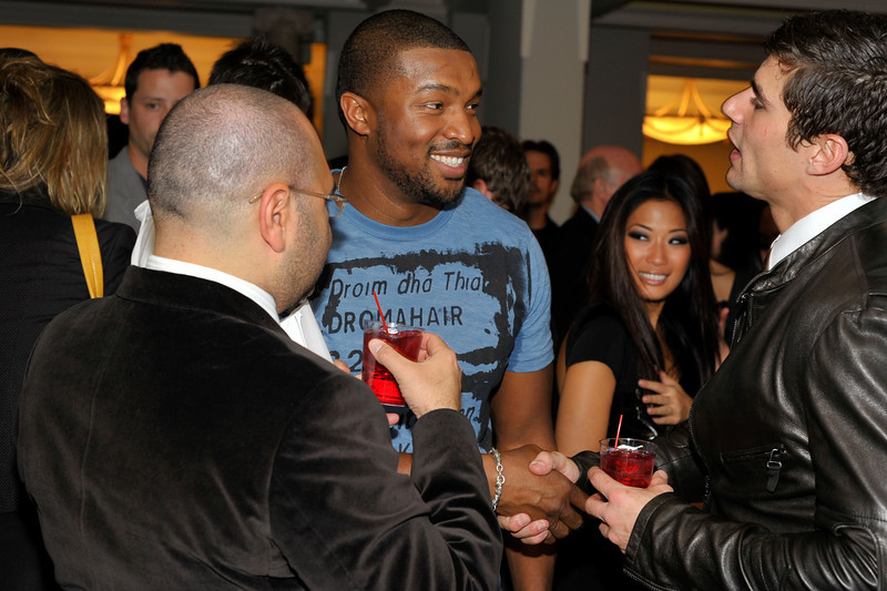 Photographs of Oscar Party and IS VODKA www.ISVodka.com with Paris Hilton, Queen Latifah, Russel Simmons, Ava Marcell and many more.