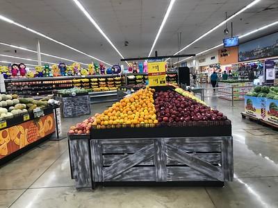 Produce Displays