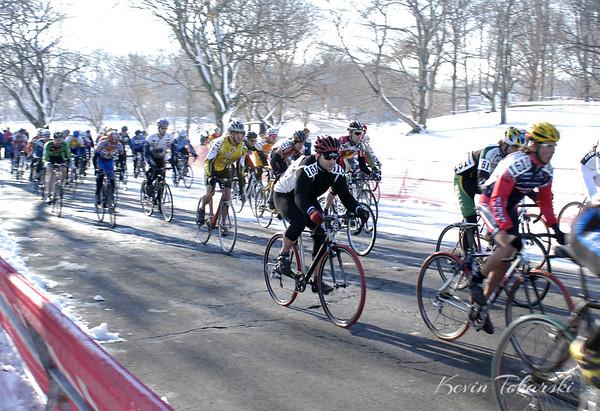 2005 Cyclocross Nationals, December 11, 2005 - Under 35 B Men