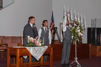 Bennett-Schulte Wedding - Ceremony
