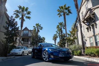 2020 Tesla Model S - Full Wrap STEK DYNOShield with CQFR 2
