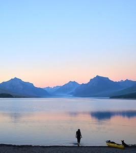 Glacier National Park- Lake McDonald
