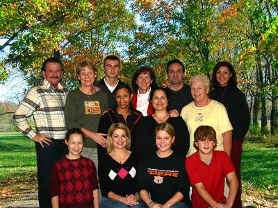 2004 Thanksgiving at Jon-Lisa's
