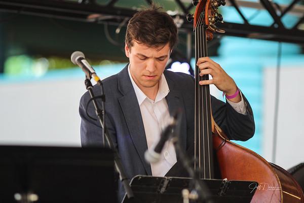 Summer Solstice Jazz Fest  2019 - Stanley Ruvinov Quartet