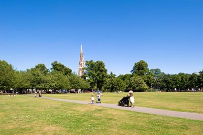 Church on Turnham Green, W4, London, United Kingdom