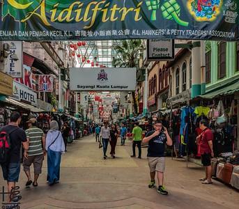 KL Street Markets & Allies