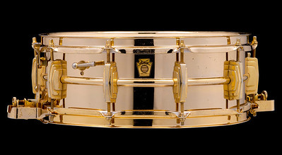 Ludwig Super Sensitive 24-K gold
