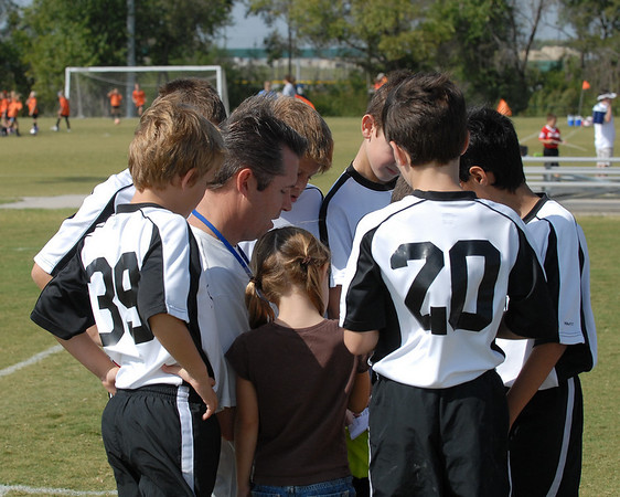 MSA Fall 2008 Game vs Falcons
