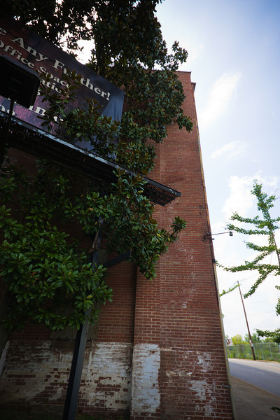 Abandoned Warehouse Louisville, Ky