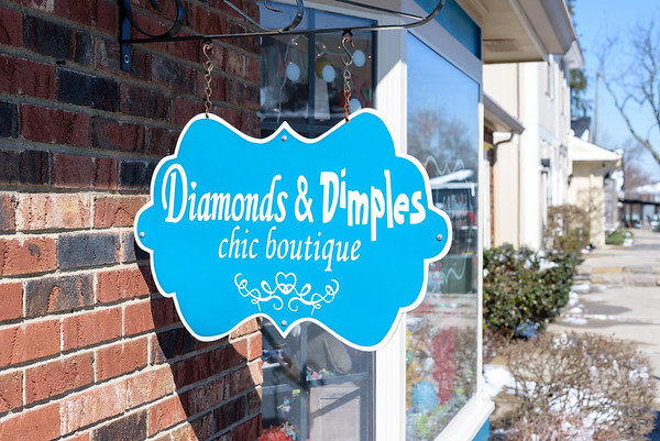 Diamonds & Dimples Chic Baby Boutique