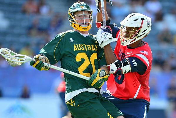 USA vs Australia, 7-17-14
