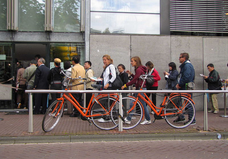 36-Entrance to the Anne Frank Museum