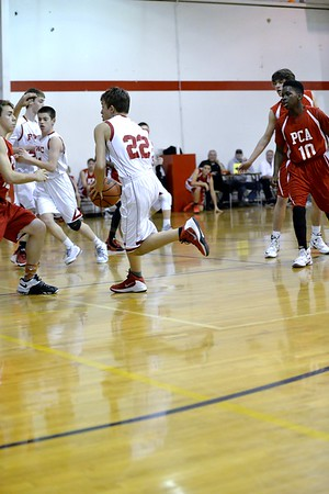 FWC Basketball Boys 8th  2-1-2016
