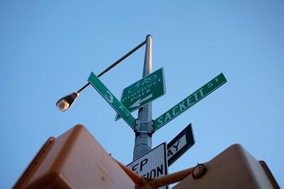 Sackett / 3rd Ave