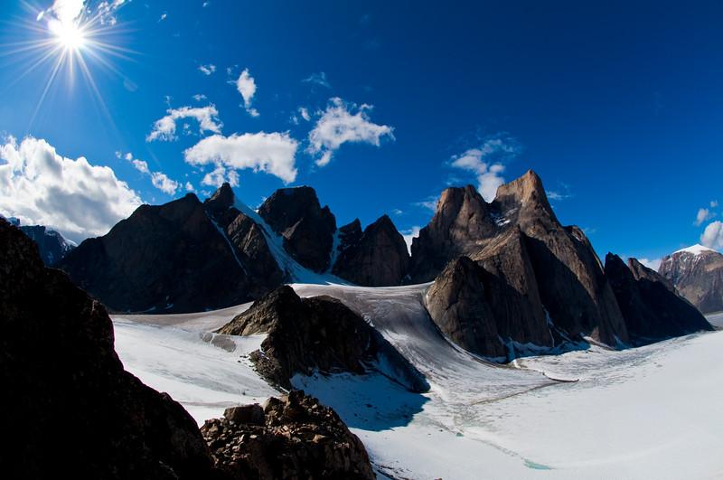 Mount Asgard, Baffin Island