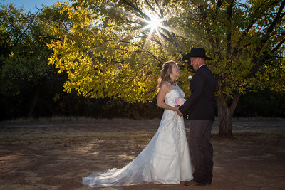 Denise & Kirk's Sedona Wedding