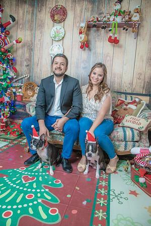 47. Sesión Familiar Santiago y Gaby Navidad 2019
