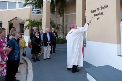 May 16, 2011 Roger Tobin's Building Dedication