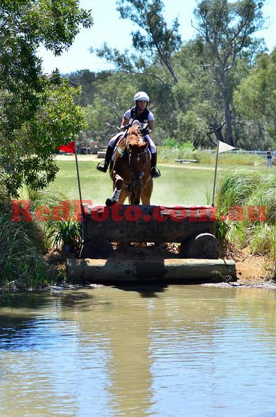 2012 10 20 Swan River Horse Trials Brookleigh CIC CrossCountry EvA105 PreNovice