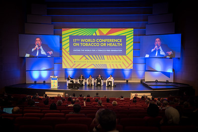 Plenary 4: Taxing tobacco and financing tobacco control and closing ceremony
