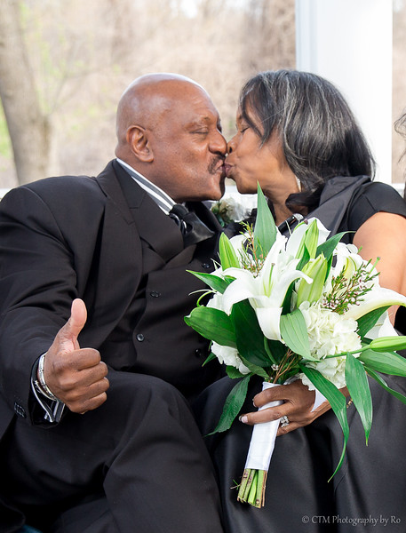 Mr. & Mrs. Boyd!