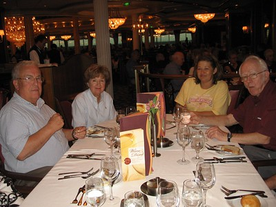 Class of '51 Mini Reunion Cruise