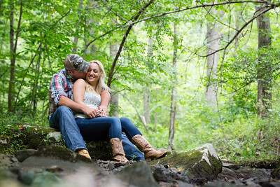 Hal and Nicki Engagement Session