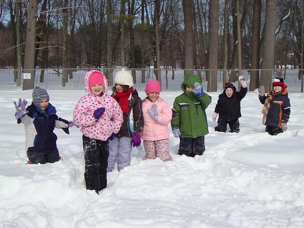 Pollard's Winter Wonderland!