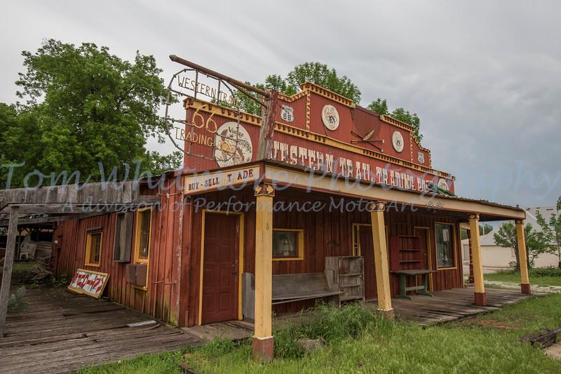 Route 66 Part 2...Tulsa OK to Lupton AZ.