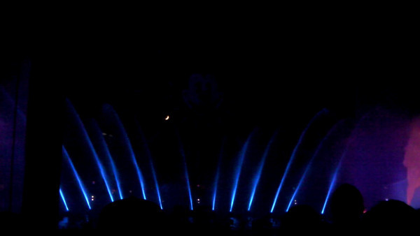 Southern California 2010 - World of Color Video Clips