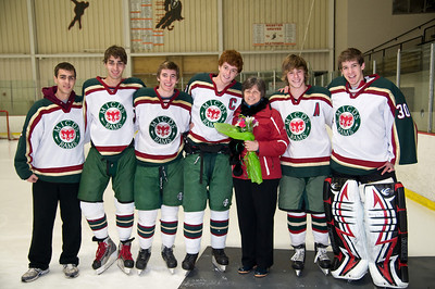 MICDS Senior Night 2011