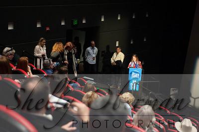 GSCA IMAX Theater and BBC Earth Reception 3-11-18