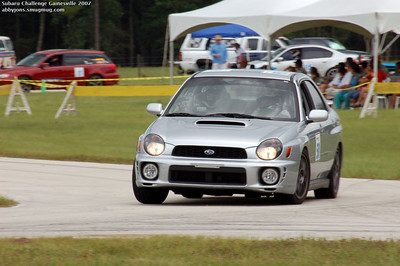 Subaru Challenge 2007: Run Group 4