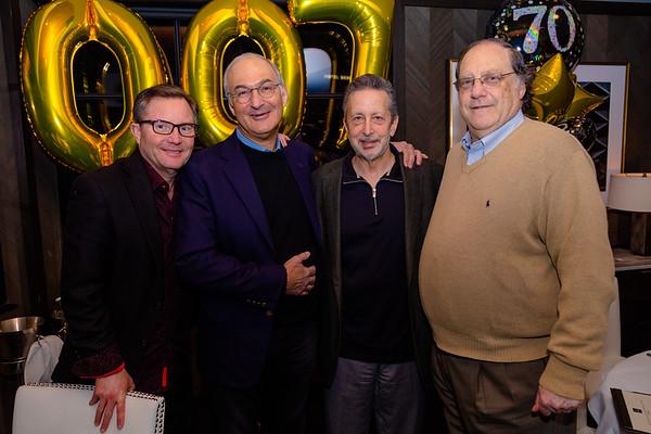 2020/01/12 - Mark's 70th Birthday