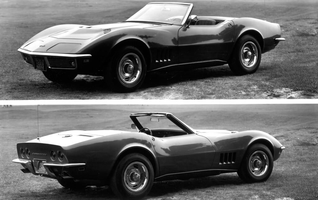 . 1968 Sting Ray Corvette: Another significant car in the evolution of the Corvette made it debut in 1968.  Daily News file photo