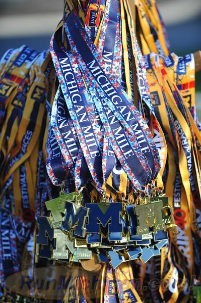 Pre-Race Michigan Mile Races - 2016 Crim Festival of Races