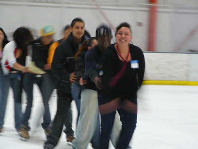 Senior Ice Skating