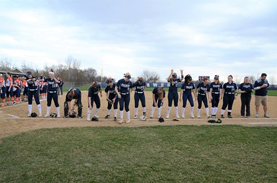 OE Varsity Softball Vs Oswego 2019