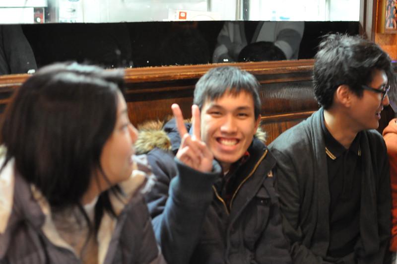 Ignatius Going Away Party 2012/01/16