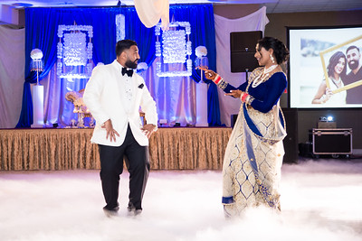 Gurpreet + Jasleen Reception