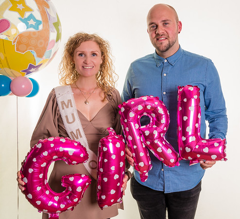 Lucy and Liam - Gender Reveal