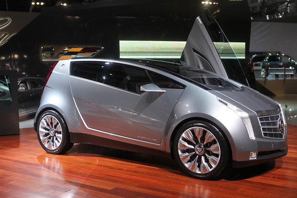 Cadillac - 2010 LAAS